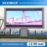 1024*1024mm Cabinet를 가진 SMD3535 P16mm Outdoor LED Display