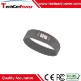 Braccialetto/Wristband impermeabili personalizzati del silicone di RFID con M1 S50