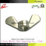 ほとんどの広く利用されたアルミ合金CNCのねじおよびナット