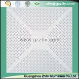 Comité van het Plafond van het Aluminium van de douane het Geluiddichte Vuurvaste Mostureproof Geperforeerde