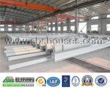 Cloche conçue de construction d'entrepôt de préfabrication de structure métallique