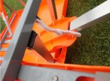 ABS bewegliche im Freien verbundene Plastikklapptische und Stühle