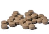 健康食品の補足のビタミンB1のタブレット100mg GMPの薬