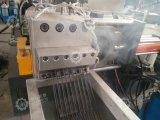 LDPE, HDPE Film PP etapa doble de la máquina de granulación
