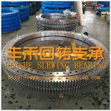 Drei Reihen-Rollen-Herumdrehenpeilung verwendet auf fahrbarem Exkavator, fahrbarer Kran