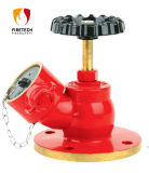Right-Angle Type van Klep van de brandslang/van de Hydrant het Landende