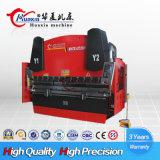CNCの電気流体式の同調の出版物ブレーキ金属板の曲がる機械