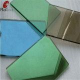 建物に使用するF緑のCorlorの反射ガラス