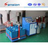 Appareil de contrôle isolant électrique de courant de fuite de gants de gaines de HT Hipot