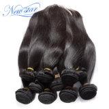 Оптовые перуанские прямые человеческие волосы девственницы в большом части