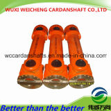 SWC Kardangelenk-Welle für Gummimaschinerie
