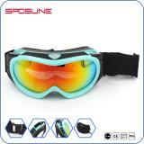 Bon marché des lunettes de sécurité lentilles polarisées Lunettes de ski en miroir