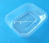 Pp.-Fabrik-haltbares Wegwerfbiskuit-Sichtpackungs-Plastikimbiss-Tellersegment