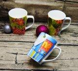Tazza di ceramica di Magice di disegno stampata olio da vendere