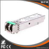 Transceptor quente de Cisco 1000BASE SFP 1550nm 80km das vendas