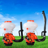 농업 배낭 스프레이어 4 치기 가솔린 스프레이어