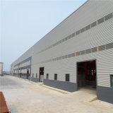 Taller de prefabricados estructurales de acero de la luz de la construcción