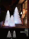 Colore che cambia gli indicatori luminosi del fiocco di neve dell'ornamento di natale del LED (D011)