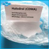筋肉多くのProhormone Halovar CDMAの粉のHalodrolの粉