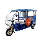60V1000W Rickshaw automático eléctrico 140Ah triciclo a classe de Bicicletas de carga para transporte