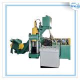 油圧生物量の鋳鉄チップ煉炭機械