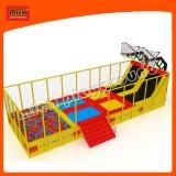 Novo Design Mich Indoor trampolim programável Park