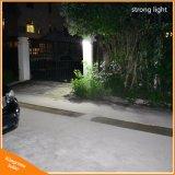 屋外の太陽動力を与えられた庭ライト60 LED機密保護の通りの壁の動きセンサーランプの照明
