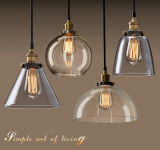 La luz colgante lámpara colgante de luz colgantes