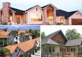 Звук сопротивление строительные материалы с покрытием из камня металлические Nosen миниатюры на крыше