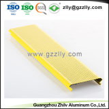 Ventes en gros de matériaux de construction en aluminium perforé les dalles de plafond avec des prix d'usine