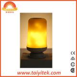 E27/E26 LED Lámpara efecto de llama de fuego para el Festival