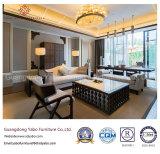 Стильная мебель гостиницы с деревянным комплектом спальни для сбывания (YB-S-19)