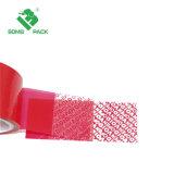 Transferencia parcial de sellado de embalaje cinta de seguridad
