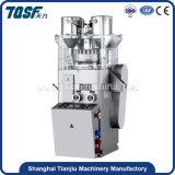 펀치의 Zpw-4에 의하여 압축된 건빵 기계는 정제 압박을 정지한다