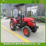 Trattore agricolo poco costoso all'ingrosso della rotella 80HP 4WD