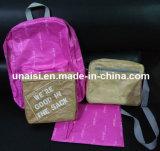 Sac d'emballage de papier de sac à main d'épaule de Dupont Tyvek pour des dames