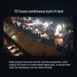 مسيكة [إيب68] يقطع [في-زس] عال تجويف صغير [8000لم] [ت8] [ه4] ذاتيّة سيارة رأس ضوء لأنّ [جتّا] 2017