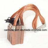 La fourniture des balais de charbon en cuivre 75HRC fabricant