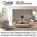 現代寝室の方法および普及したデザインファブリックベッドG7007