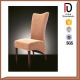Cadeiras tubulares redondas de Upholstery do metal para o casamento