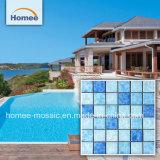De goedkope Unglazed Ceramische Tegel van het Mozaïek van het Porselein voor Zwembad