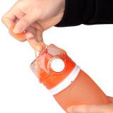 Бутылки питья больших спортов Широк-Рта Eco напольных многоразовые изготовленный на заказ