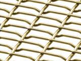 Латунной или оцинкованной/медь/нержавеющая сталь Обжатый провод сетка