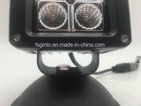 Het waterdichte 16W LEIDENE van de Kubus van de Vlek CREE/van de Vloed Licht van het Werk voor Jeep (GT1022-16W)