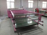 織物印刷のための1200*3400mmのローラー様式のカレンダ