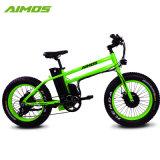 48V 14.5ahの緑都市20インチの倍モーター脂肪質のタイヤの電気自転車