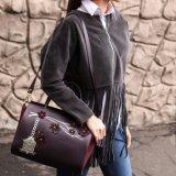 PU広州の工場標準的な女性革ハンドバッグのファッション・デザイナーのハンドバッグ
