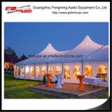 レンタル一時イベントの使用法のための大きい1000人の結婚式のテント