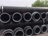 HDPE dragar el tubo de descarga