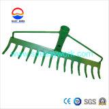 Alta qualidade redonda de aço dos dentes do ancinho de jardim/ancinho da exploração agrícola